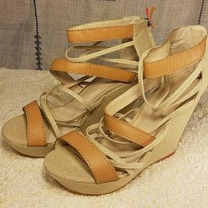 Joe's Wedge sandals